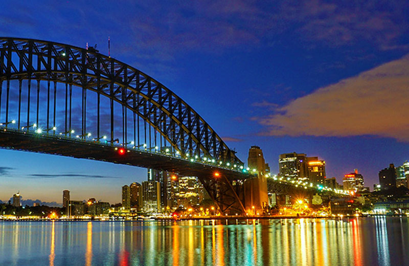 Experience Sydney's Favourite Dishes Onboard Sydney Harbour Dinner Cruises
