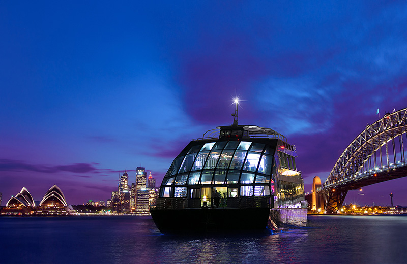 Memorable Dining in Sydney Harbour Onboard a Luxury Dinner Cruise