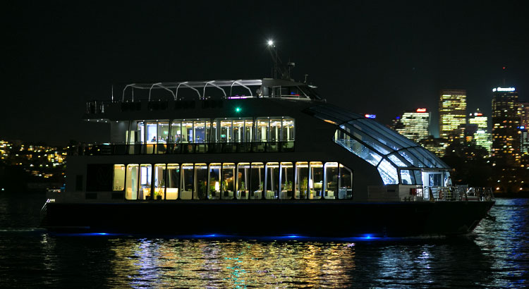 Clearview Dinner Cruise