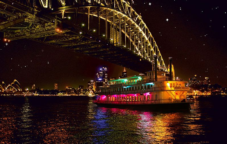 Sydney Showboat
